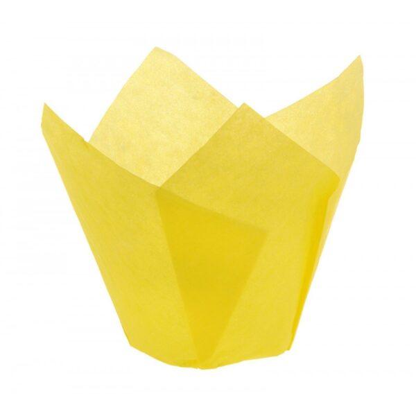 Тюльпан 50*95, Желтый