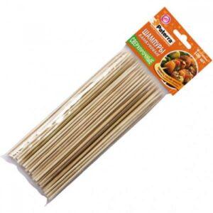 Шампуры бамбуковые 3*200мм. (100шт)