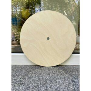 Подложка деревянная d30