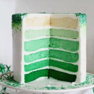 Краситель гелевый зеленый Top decor, 100г. Краситель гелевый зеленый Top decor, 100г.
