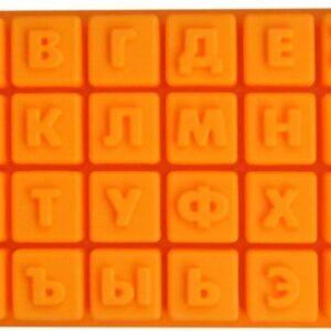 Силиконовая форма Русский Алфавит