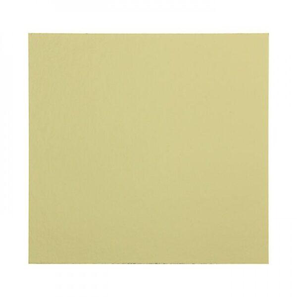 Подложка 30*30 усиленная 1,5 мм., двухсторонняя зол./бел.