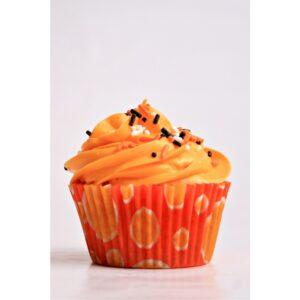 Краситель гелевый оранжевый Top decor, 100г.