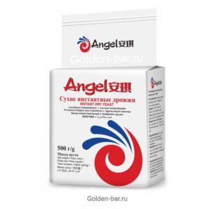 Дрожжи сухие Ангел Белый 0,5 кг
