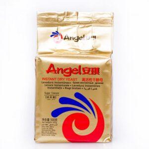 Дрожжи сухие Ангел сладкое тесто, 0.5 кг.