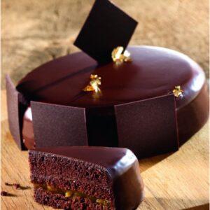 Декоркрем НАТТИ - темный крем с шоколадно - ореховым вкусом, 500 г.