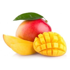 "Пюре Манго замороженное ""Fruits Rouges & Co"" Франция, 1 кг."
