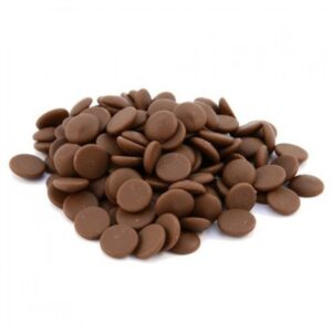 Шоколад молочный Callebaut, 33,6%