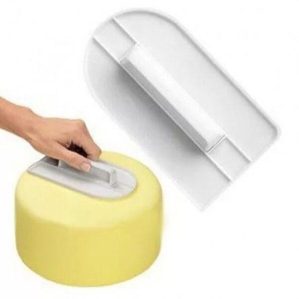 Утюжок для работы сахарной мастикой, пластик.