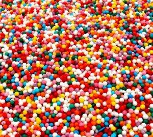 Посыпки шарики